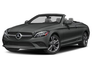 2019 Mercedes-Benz C-Class Cabriolet Selenite Gray Metallic