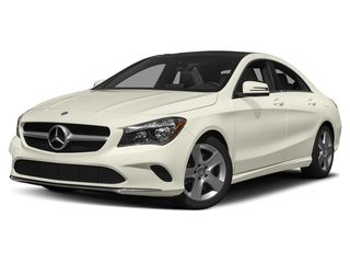 2019 Mercedes-Benz CLA 250 Coupe Polar White