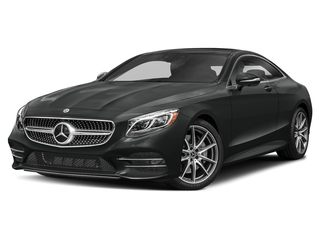 2019 Mercedes-Benz S-Class Coupe Selenite Gray