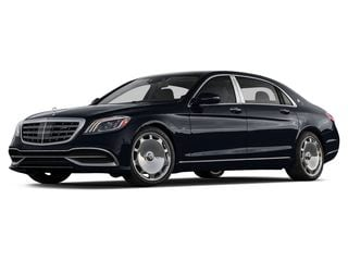 2019 Mercedes-Benz Maybach S 650 Sedan