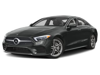 2019 Mercedes-Benz CLS 450 Coupe Selenite Gray Metallic