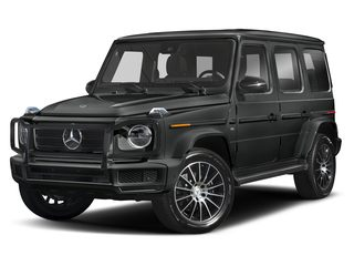2019 Mercedes-Benz G-Class SUV Selenite Gray Metallic