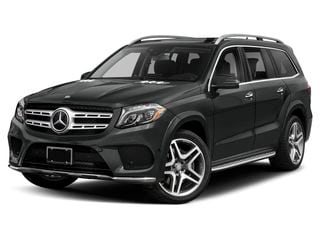 2019 Mercedes-Benz GLS 550 SUV Selenite Gray Metallic