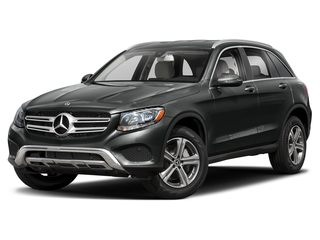 2019 Mercedes-Benz GLC 300 SUV Selenite Gray Metallic