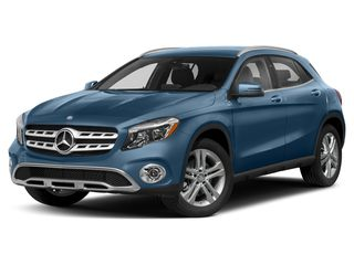 2019 Mercedes-Benz GLA 250 SUV Denim Blue Metallic
