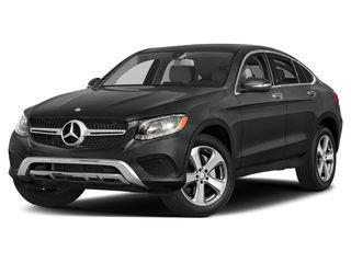 2019 Mercedes-Benz GLC 300 Coupe Selenite Gray Metallic