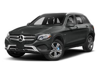 2019 Mercedes-Benz GLC 350e SUV Selenite Gray Metallic