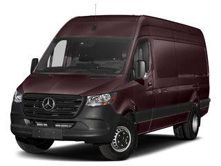 2019 Mercedes-Benz Sprinter 3500 Van Velvet Red
