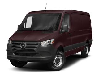 2019 Mercedes-Benz Sprinter 1500 Van Velvet Red