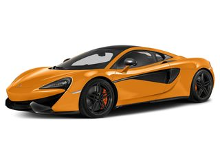 2019 McLaren 570S Coupe Ventura Orange