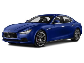 2019 Maserati Ghibli Sedan Blue Nobile Tri-Coat