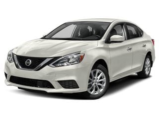 2019 Nissan Sentra Sedan Fresh Powder