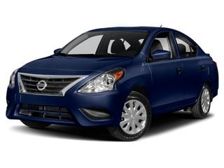 2019 Nissan Versa Sedan Deep Blue Pearl