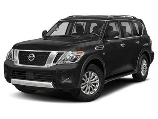 2019 Nissan Armada SUV Super Black