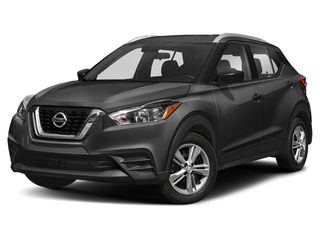 2019 Nissan Kicks SUV Gun Metallic/Monarch Orange