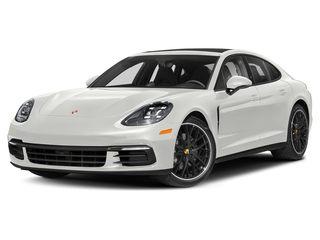 2019 Porsche Panamera Sedan White