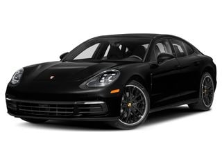 2019 Porsche Panamera Sedan Custom Color Metallic