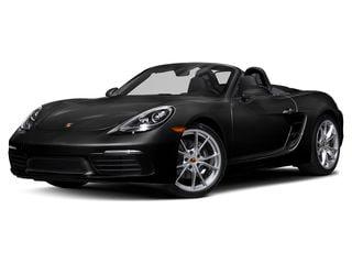 2019 Porsche 718 Boxster Cabriolet Custom Color Metallic