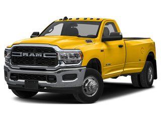 2019 Ram 3500 Truck Yellow