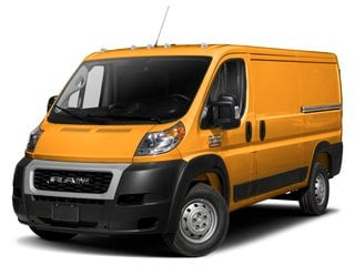 2019 Ram ProMaster 1500 Van School Bus Yellow