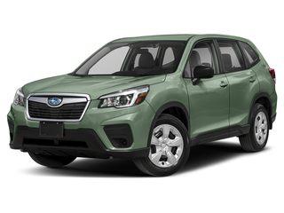 2019 Subaru Forester SUV Jasper Green Metallic