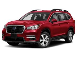 2019 Subaru Ascent SUV Crimson Red Pearl
