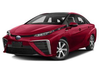 2019 Toyota Mirai Sedan Salsa Red Pearl