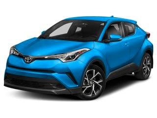 2019 Toyota C-HR SUV Blue Flame