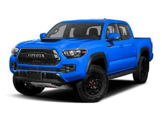 2019 Toyota Tacoma Truck Voodoo Blue