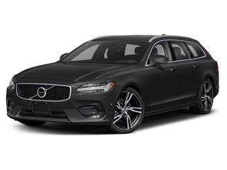 2019 Volvo V90 Wagon Savile Gray Metallic