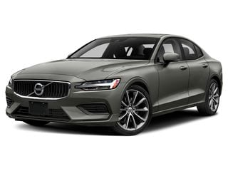 2019 Volvo S60 Sedan Pine Gray Metallic