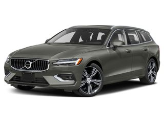 2019 Volvo V60 Wagon Pine Gray Metallic