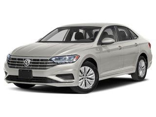 2019 Volkswagen Jetta Sedan Pyrite Silver Metallic