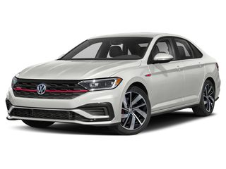 2019 Volkswagen Jetta GLI Sedan Pure White w/Black Roof