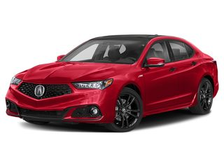 2020 Acura TLX Sedan Valencia Red Pearl