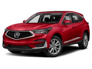 2020 Acura RDX SUV Performance Red Pearl