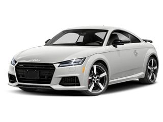 2020 Audi TT Coupe Ibis White