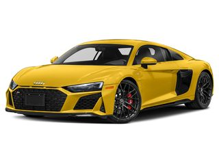 2020 Audi R8 Coupe Vegas Yellow