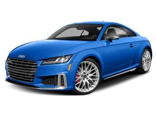 2020 Audi TTS Coupe Turbo Blue
