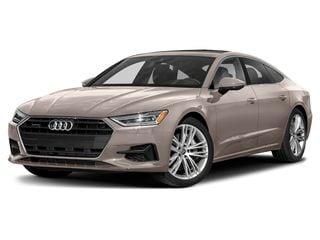 2020 Audi A7 Hatchback Carat Beige Metallic