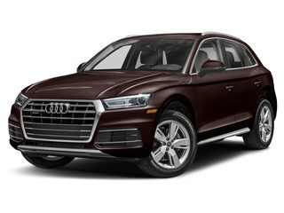 2020 Audi Q5 SUV Java Brown Metallic