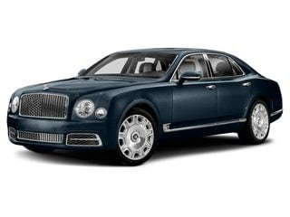 2020 Bentley Mulsanne Sedan Windsor Blue Metallic