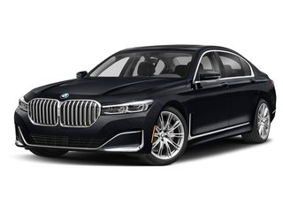 2020 BMW 740i Sedan Azurite Black II Metallic