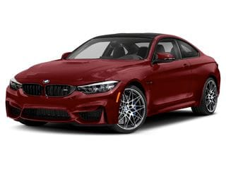 2020 BMW M4 Coupe Melbourne Red Metallic