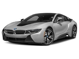 2020 BMW i8 Coupe Special Order Color