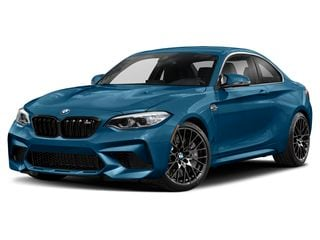 2020 BMW M2 Coupe Misano Blue Metallic