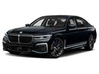 2020 BMW M760i Sedan Azurite Black II Metallic