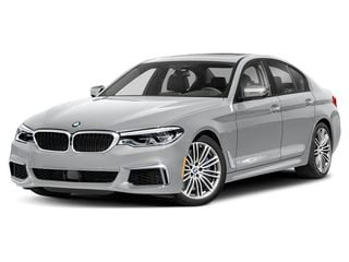 2020 BMW M550i Sedan Rhodonite Silver Metallic