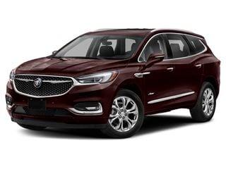 2020 Buick Enclave SUV Rich Garnet Metallic