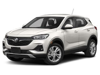 2020 Buick Encore GX SUV White Frost Tricoat
